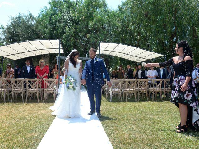 Il matrimonio di Nicola e Paola a Monopoli, Bari 14