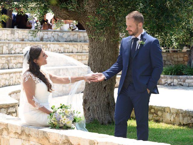 Il matrimonio di Nicola e Paola a Monopoli, Bari 15