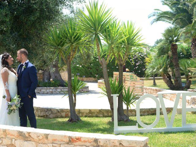Il matrimonio di Nicola e Paola a Monopoli, Bari 16