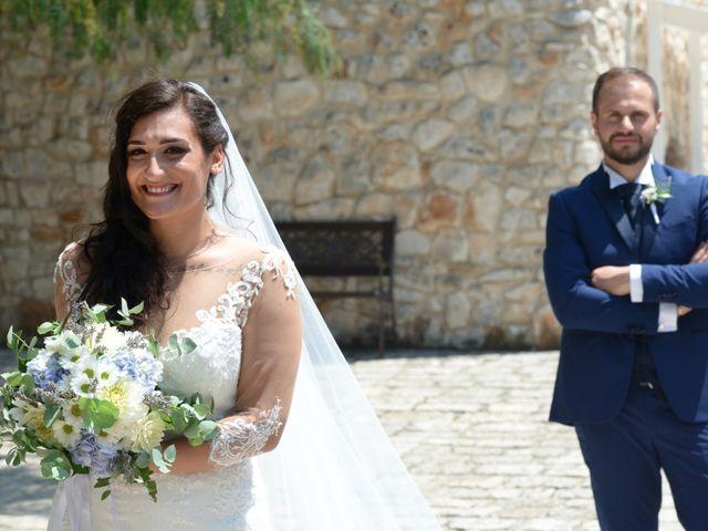 Il matrimonio di Nicola e Paola a Monopoli, Bari 18