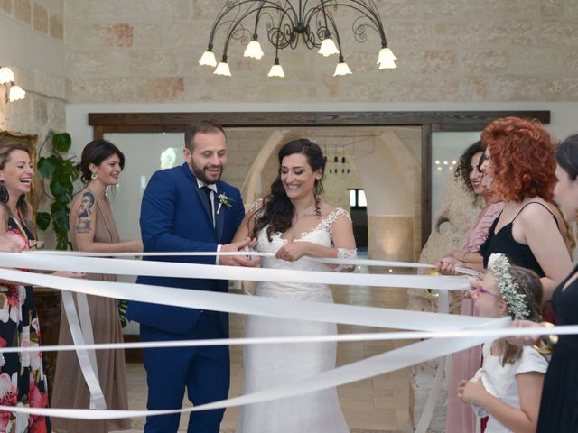 Il matrimonio di Nicola e Paola a Monopoli, Bari 20