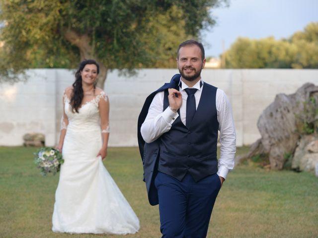 Il matrimonio di Nicola e Paola a Monopoli, Bari 27