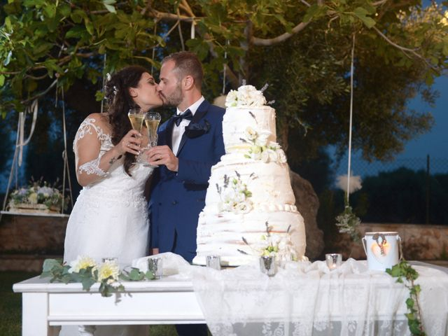 Il matrimonio di Nicola e Paola a Monopoli, Bari 30