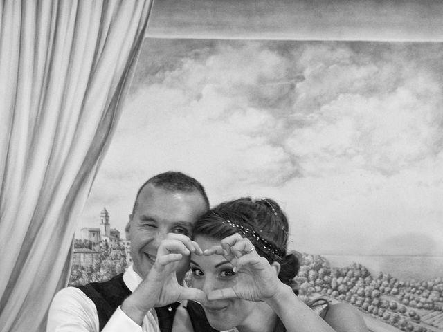 Il matrimonio di Gianluca  e Gloria a Penna San Giovanni, Macerata 4