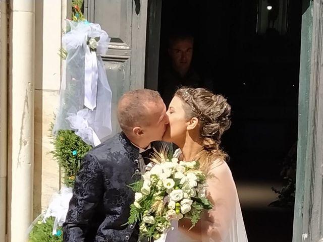 Il matrimonio di Gianluca  e Gloria a Penna San Giovanni, Macerata 6