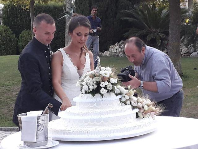 Il matrimonio di Gianluca  e Gloria a Penna San Giovanni, Macerata 1