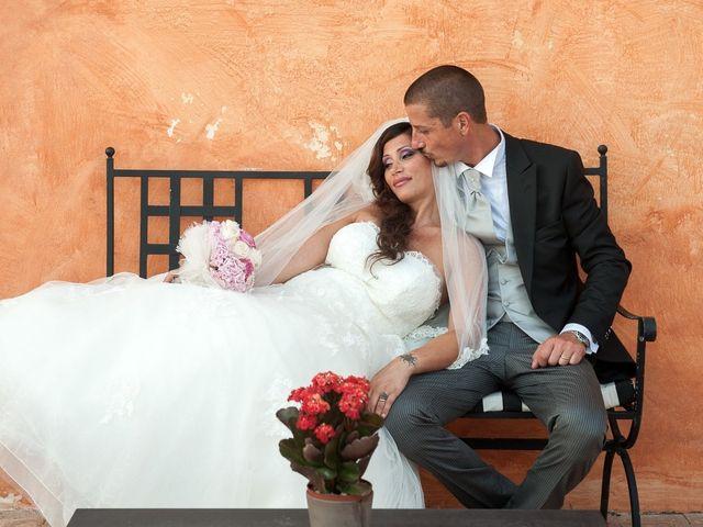 Le nozze di Manuela e Valerio
