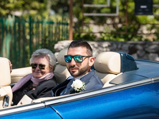Il matrimonio di Antonio e Marilena a Carini, Palermo 11