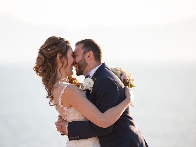Il matrimonio di Antonio e Marilena a Carini, Palermo 1
