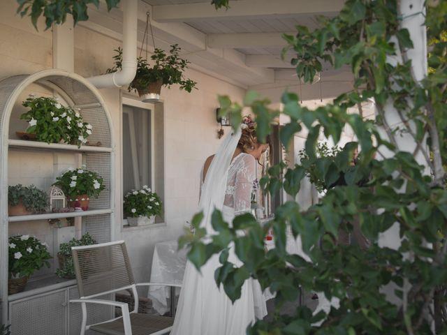 Il matrimonio di Michele e Lori a Noicattaro, Bari 27