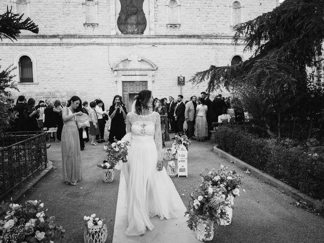 Il matrimonio di Michele e Lori a Noicattaro, Bari 43