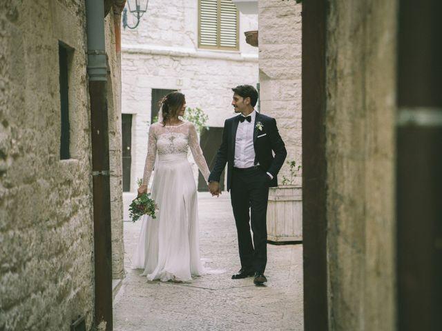 Il matrimonio di Michele e Lori a Noicattaro, Bari 48