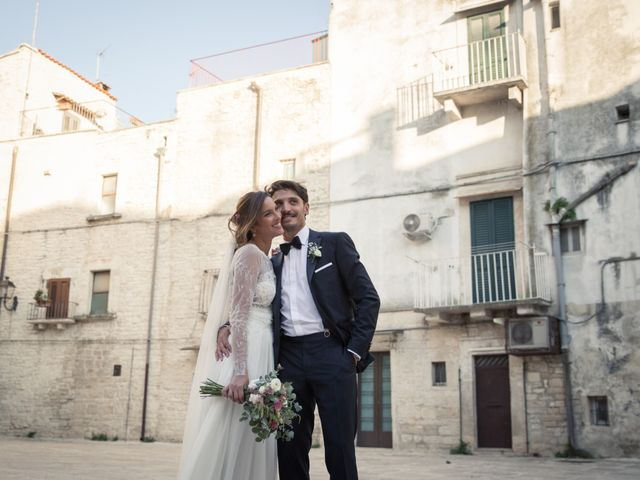 Il matrimonio di Michele e Lori a Noicattaro, Bari 51