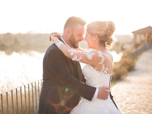 Il matrimonio di Tomas e Federica a Montopoli in Val d'Arno, Pisa 1