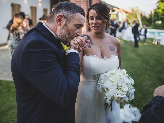 Il matrimonio di Enzo e Sonia a Garlasco, Pavia 56