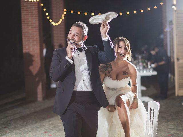 Il matrimonio di Enzo e Sonia a Garlasco, Pavia 72