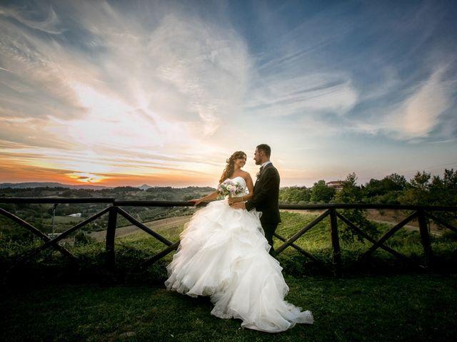le nozze di Pamela e Raffaele