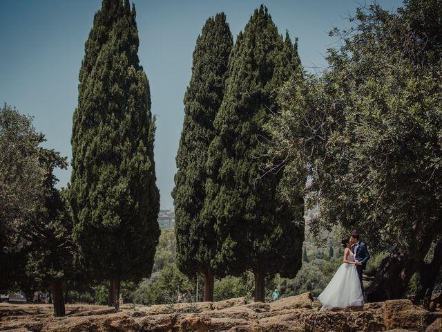 Il matrimonio di Giuseppe e Miriana a Porto Empedocle, Agrigento 10
