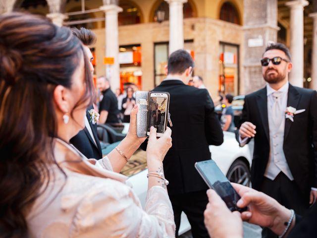 Il matrimonio di Ivan e Silvia a Bologna, Bologna 17