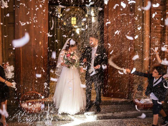 Il matrimonio di Ivan e Silvia a Bologna, Bologna 39