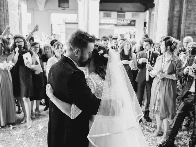 Il matrimonio di Ivan e Silvia a Bologna, Bologna 41