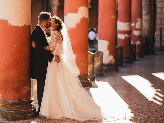 Il matrimonio di Ivan e Silvia a Bologna, Bologna 45