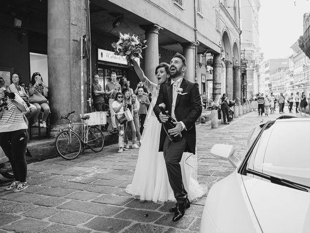 Il matrimonio di Ivan e Silvia a Bologna, Bologna 47