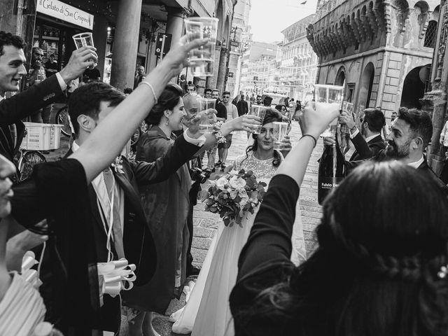 Il matrimonio di Ivan e Silvia a Bologna, Bologna 48