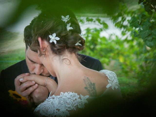Le nozze di Virginia e Enrico