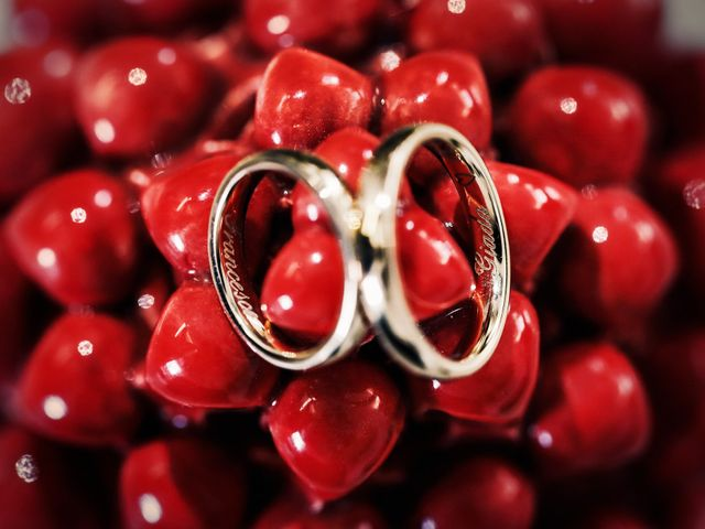 Il matrimonio di Francesco e Giada a Taormina, Messina 4
