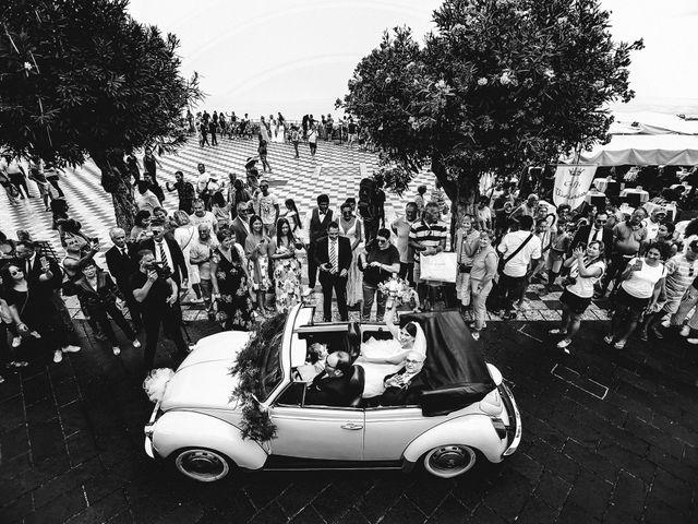 Il matrimonio di Francesco e Giada a Taormina, Messina 14