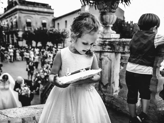 Il matrimonio di Francesco e Giada a Taormina, Messina 15