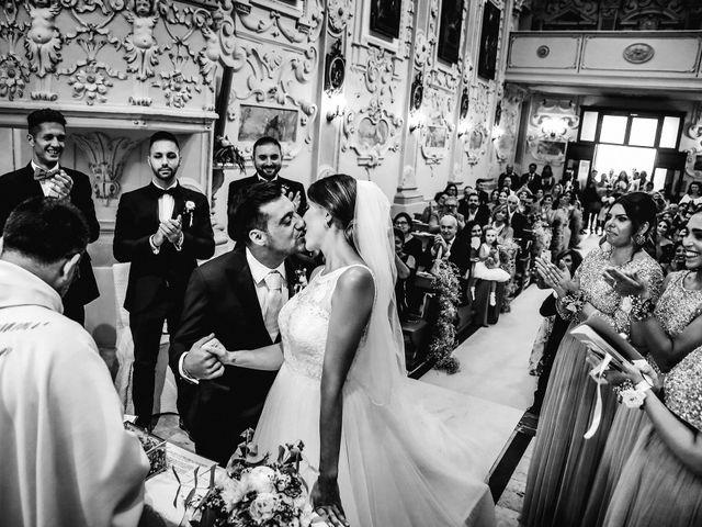 Il matrimonio di Francesco e Giada a Taormina, Messina 19