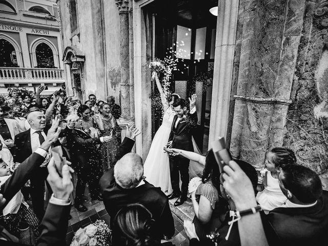 Il matrimonio di Francesco e Giada a Taormina, Messina 22
