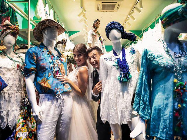 Il matrimonio di Francesco e Giada a Taormina, Messina 23
