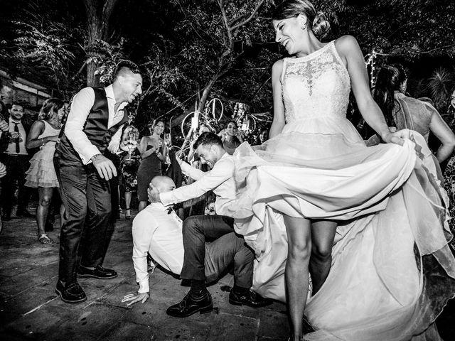 Il matrimonio di Francesco e Giada a Taormina, Messina 34