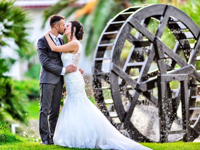 Le nozze di Silvana e Ruggiero