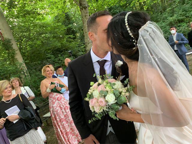 Le nozze di Maggie e Gabriele