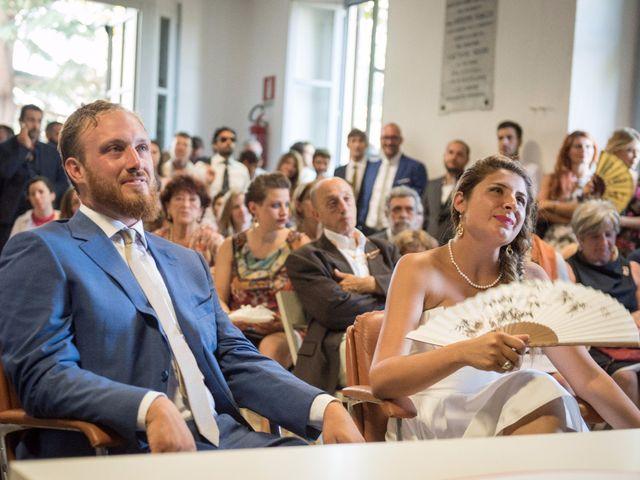 Il matrimonio di Pietro e Ilaria a Cassinetta di Lugagnano, Milano 3