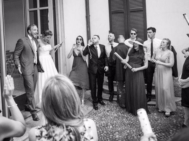 Il matrimonio di Pietro e Ilaria a Cassinetta di Lugagnano, Milano 4
