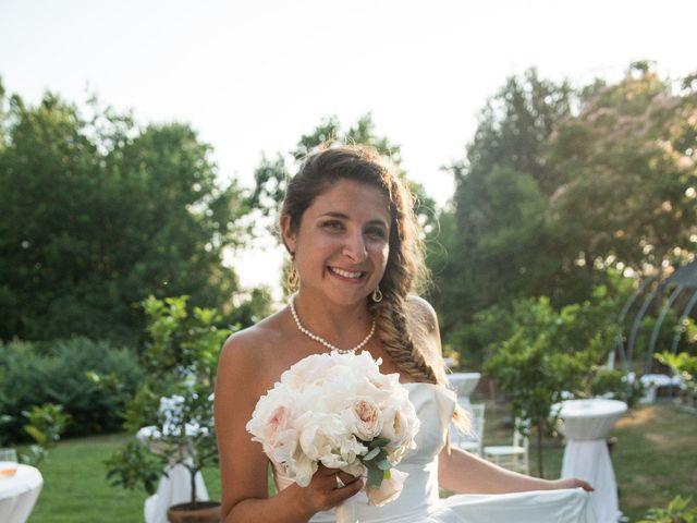 Il matrimonio di Pietro e Ilaria a Cassinetta di Lugagnano, Milano 8