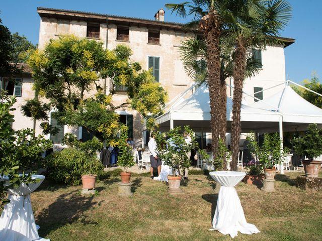 Il matrimonio di Pietro e Ilaria a Cassinetta di Lugagnano, Milano 16
