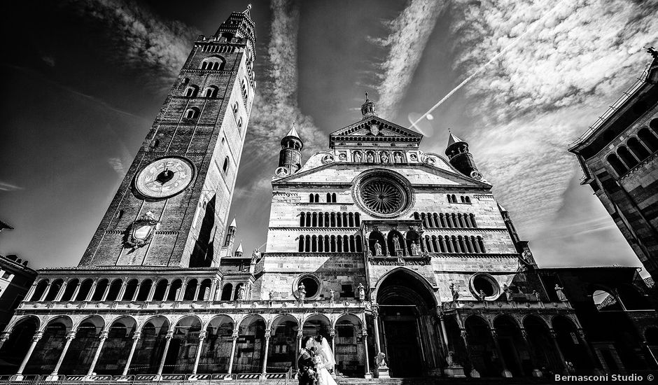 Il matrimonio di Alessandro e Carolina a Cremona, Cremona