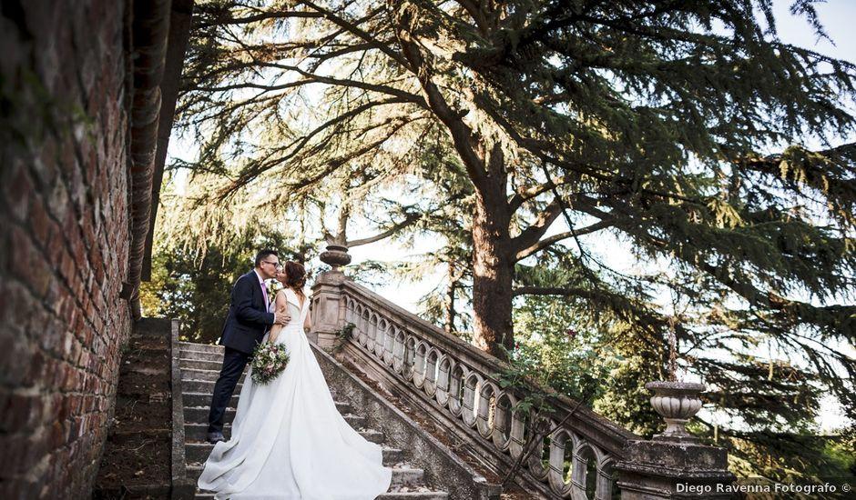 Il matrimonio di Massimo e Tatiana a Casteggio, Pavia