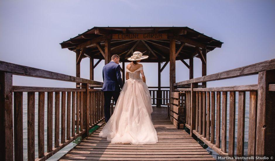 Il matrimonio di Fabio e Alice a Caprino Veronese, Verona