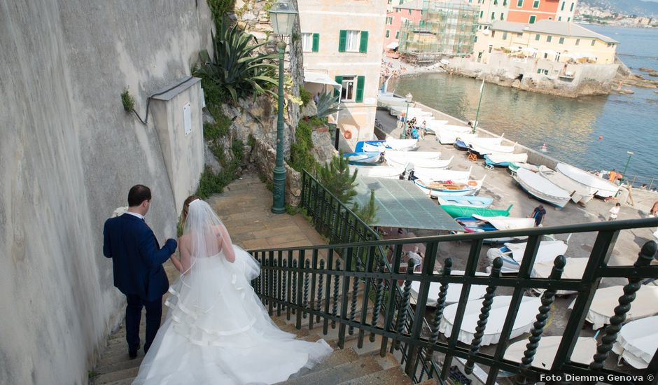Il matrimonio di Luca e Camilla a Genova, Genova