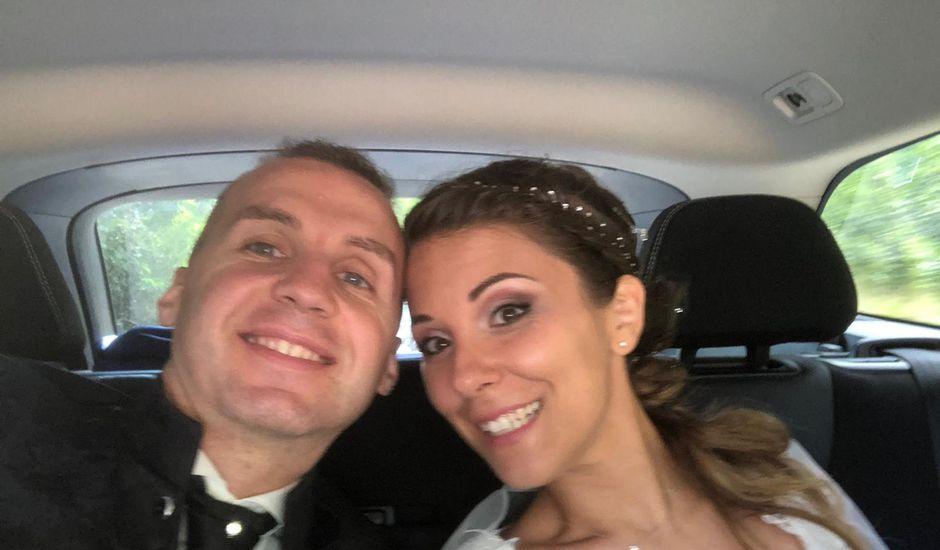 Il matrimonio di Gianluca  e Gloria a Penna San Giovanni, Macerata