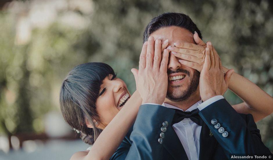 Il matrimonio di Giuseppe e Miriana a Porto Empedocle, Agrigento