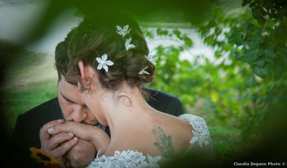 Il matrimonio di Enrico e Virginia a Reana del Rojale, Udine