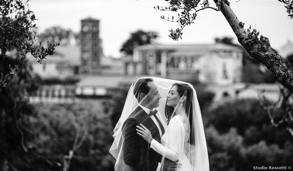 Il matrimonio di Renato e Barbara a Grottaferrata, Roma
